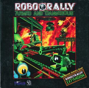 RoboRally: Armed and Dangerous