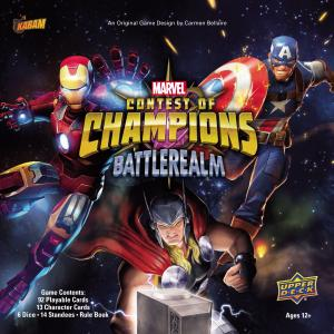 Marvel Contest of Champions: Battlerealms