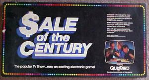 Sale of the Century Quizzard