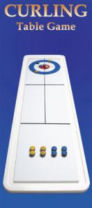 Curling Table Game