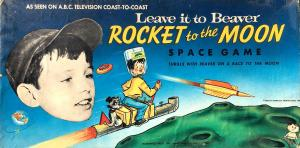Leave it to Beaver: Rocket to the Moon