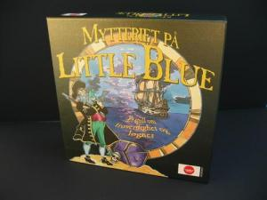 The Mutiny on Little Blue