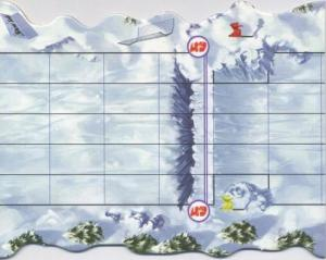 Snow Tails: The Leap of Death
