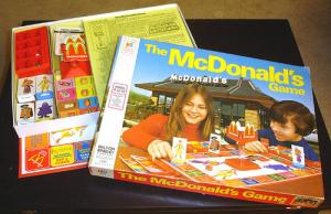 The McDonald's Game