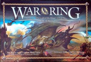 War of the Ring (first edition)