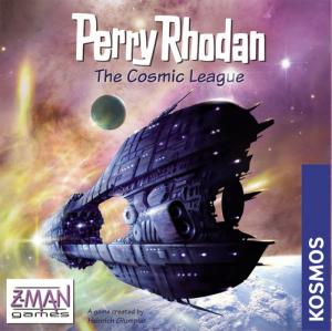 Perry Rhodan: The Cosmic League