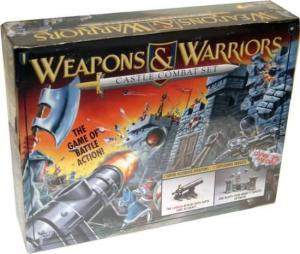 Weapons & Warriors: Castle Combat Set