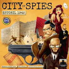 ESTORIL 1942: A game of spies