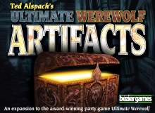 Ultimate Werewolf Artifacts
