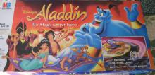 Aladdin: The Magic Carpet Game