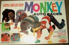 Monkey Auto Races