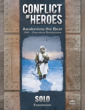 Conflict of Heroes: Awakening the Bear – Solo Expansion
