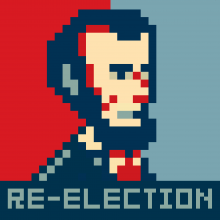 Pixel Lincoln: Re-Election
