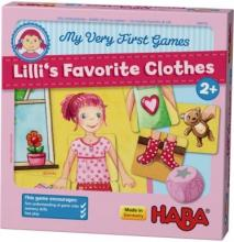 Lilli's Favorite Clothes