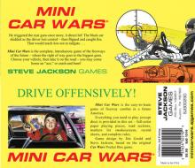 Mini Car Wars