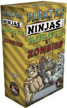 Pirates, Ninjas, Robots, & Zombies