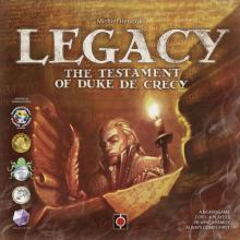 Legacy: The Testament of Duke de Crecy