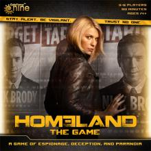 Homeland: The Game