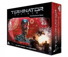 Terminator Genisys: The Miniatures Game - The War Against The Machine