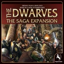 The Dwarves: The Saga Expansion