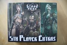 Blood Rage: 5th Player Expansion – Kickstarter Exclusives