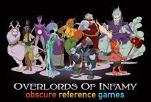 Overlords of Infamy