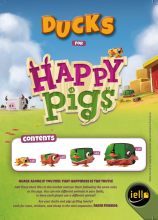 Happy Pigs: Ducks