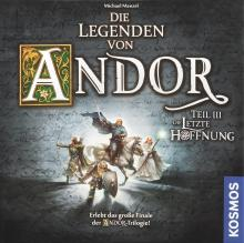 The Legends of Andor: The Last Hope