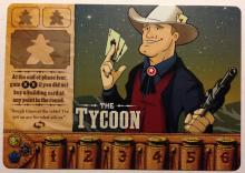 Tiny Epic Western: The Tycoon