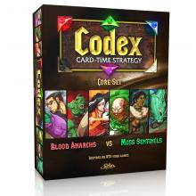 Codex: Card-Time Strategy – Core Set