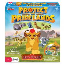 The Lion Guard: Protect the Pride Lands