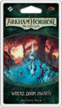 Arkham Horror: The Card Game – Where Doom Awaits Mythos Pack