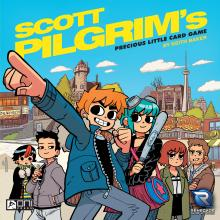 Scott Pilgrim's Precious Little Card Game