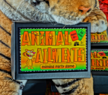 Animal Ailments: The Miming Party Game