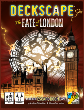 Deckscape: The Fate of London