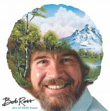 Bob Ross: Art of Chill Game
