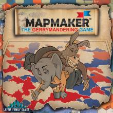 Mapmaker: The Gerrymandering Game