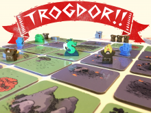 Trogdor!: The Board Game