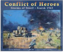 Conflict of Heroes: Storms of Steel! – Kursk 1943