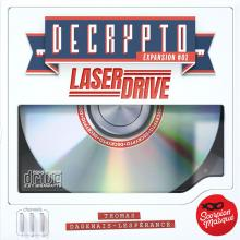 Decrypto: Expansion #01 – Laserdrive