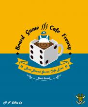 Board Game Cafe Frenzy