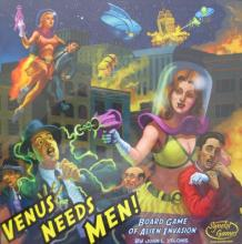 Venus Needs Men