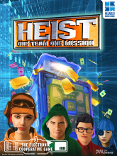 Heist: One Team, One Mission