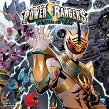 Power Rangers: Heroes of the Grid – Shattered Grid
