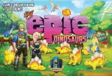 Tiny Epic Dinosaurs