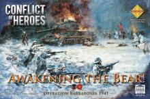 Conflict of Heroes: Awakening the Bear – Operation Barbarossa 1941 (Third Edition)