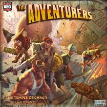 The Adventurers: The Temple of Chac