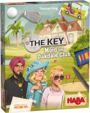 The Key: Murder at the Oakdale Club