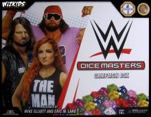 WWE Dice Masters: Campaign Box