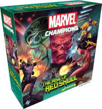 Marvel Champions: The Card Game – The Rise of Red Skull Expansion